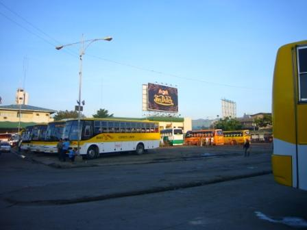 South Bus Terminal, Cebu